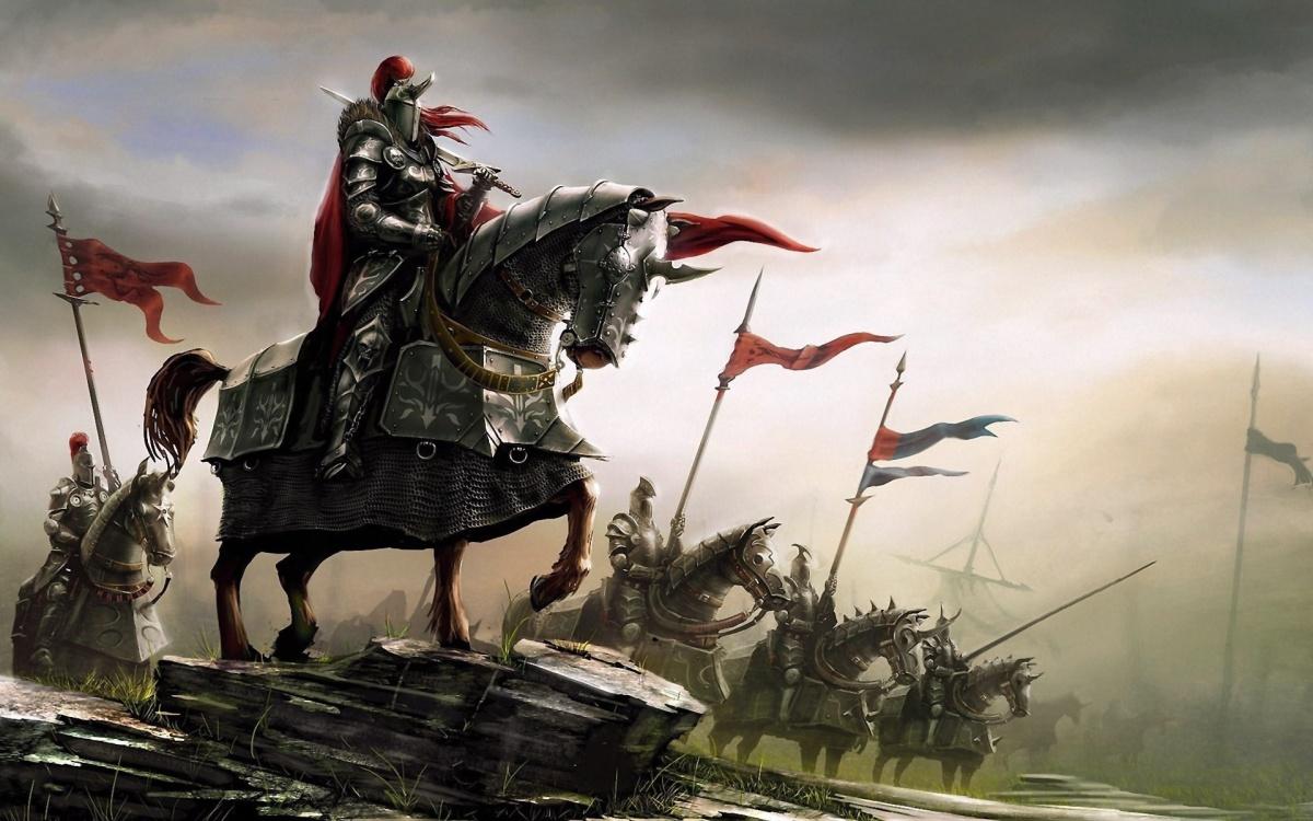 Le Chevalier Rouge - Miles Cameron